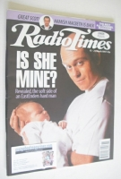 <!--1997-03-15-->Radio Times magazine - Ross Kemp cover (15-21 March 1997)