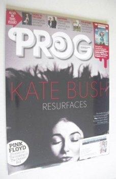 Classic Rock Prog magazine - Kate Bush cover (June 2014)