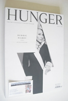 Hunger magazine - Debbie Harry cover (Issue 5 - Autumn/Winter 2013)