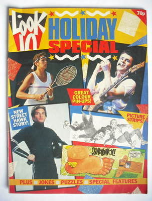 <!--1985-08-->Look In magazine - Holiday Special 1985