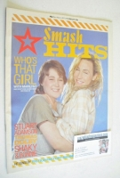 <!--1984-02-02-->Smash Hits magazine - Marilyn cover (2-15 February 1984)