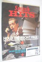 <!--1984-11-08-->Smash Hits magazine - Nick Heward cover (8-21 November 1984)
