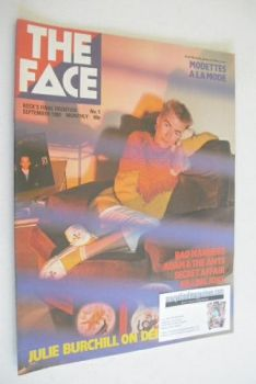 The Face magazine - Modettes cover (September 1980 - Issue 5)