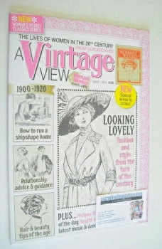 A Vintage View magazine (Issue 1)