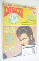 <!--1973-12-->Disco 45 magazine - No 38 - December 1973 - Alvin Stardust cover