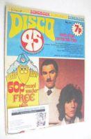 <!--1974-06-->Disco 45 magazine - No 44 - June 1974