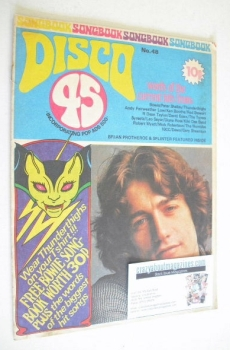 Disco 45 magazine - No 48 - October 1974