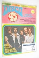 <!--1974-11-->Disco 45 magazine - No 49 - November 1974