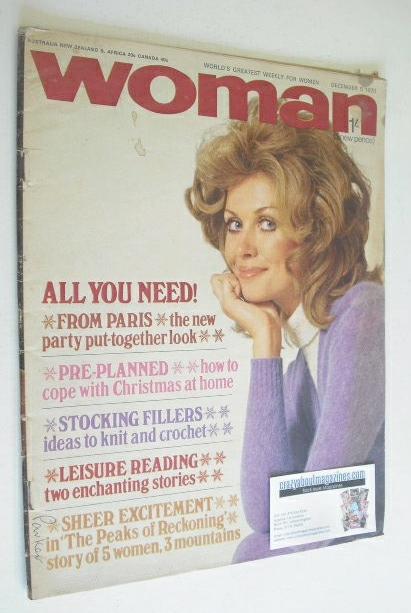 <!--1970-12-05-->Woman magazine (5 December 1970)
