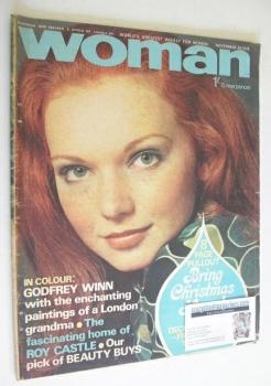 Woman magazine (28 November 1970)