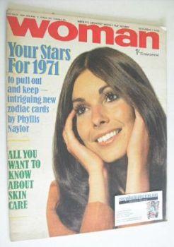 Woman magazine (7 November 1970)