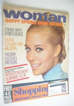 Woman magazine (23 May 1970)