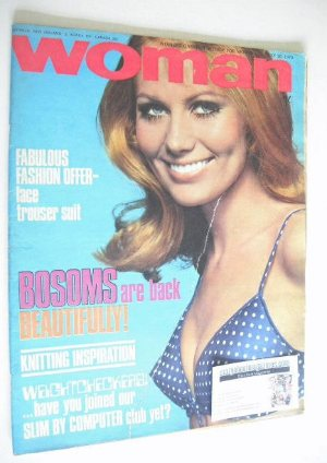 <!--1970-05-30-->Woman magazine (30 May 1970)