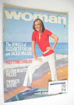 Woman magazine (4 July 1970)