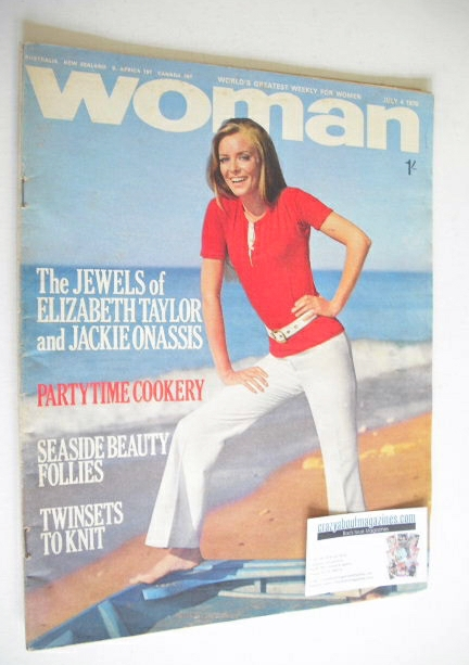 <!--1970-07-04-->Woman magazine (4 July 1970)