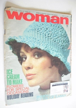 Woman magazine (11 July 1970)