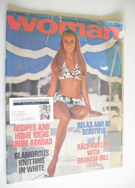 <!--1970-07-25-->Woman magazine (25 July 1970)