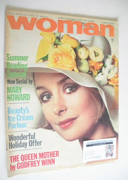 <!--1970-08-08-->Woman magazine (8 August 1970)