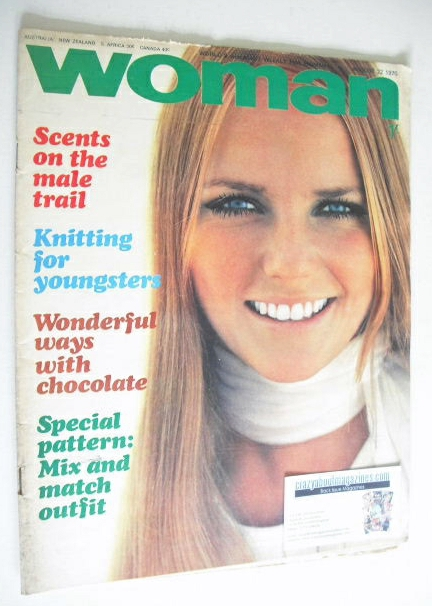 <!--1970-08-22-->Woman magazine (22 August 1970)