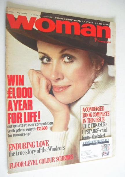 <!--1970-10-17-->Woman magazine (17 October 1970)