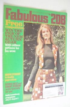 <!--1971-07-31-->Fabulous 208 magazine (31 July 1971)