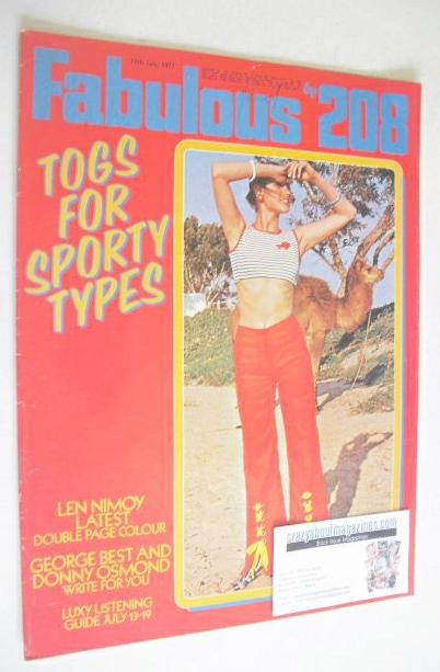 <!--1971-07-17-->Fabulous 208 magazine (17 July 1971)