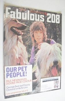 <!--1971-07-10-->Fabulous 208 magazine (10 July 1971)