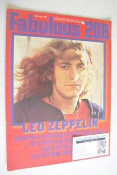 <!--1971-05-29-->Fabulous 208 magazine (29 May 1971- Led Zeppelin cover)
