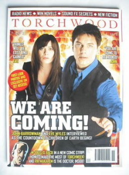 Torchwood magazine - May/June 2009 - Issue 15