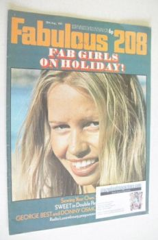 Fabulous 208 magazine (28 August 1971)