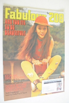 Fabulous 208 magazine (4 September 1971)