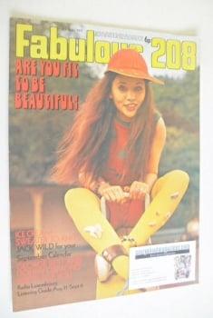 <!--1971-09-04-->Fabulous 208 magazine (4 September 1971)