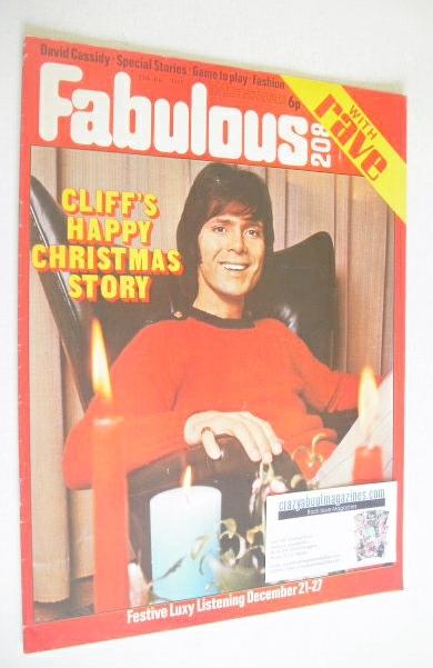 <!--1971-12-25-->Fabulous 208 magazine (25 December 1971)