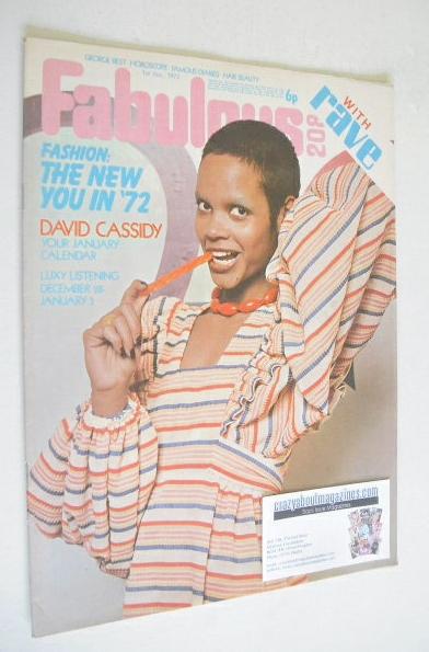 <!--1972-01-01-->Fabulous 208 magazine (1 January 1972)