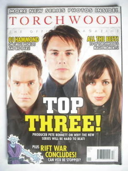 Torchwood magazine - January/February 2009 - Issue 13