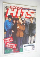 <!--1979-12-27-->Smash Hits magazine - Blondie cover (27 December 1979 - 9 January 1980)