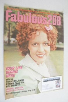 Fabulous 208 magazine (29 July 1972)