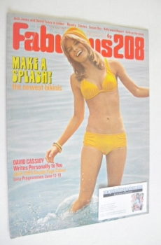 Fabulous 208 magazine (17 June 1972)
