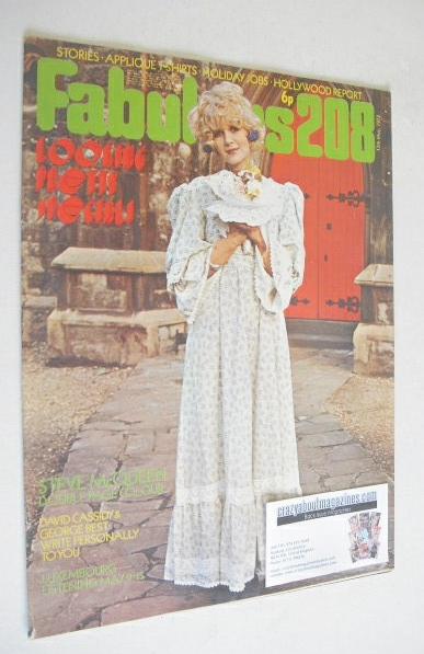 <!--1972-05-13-->Fabulous 208 magazine (13 May 1972)