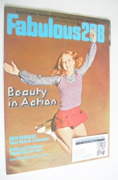 Fabulous 208 magazine (11 March 1972)