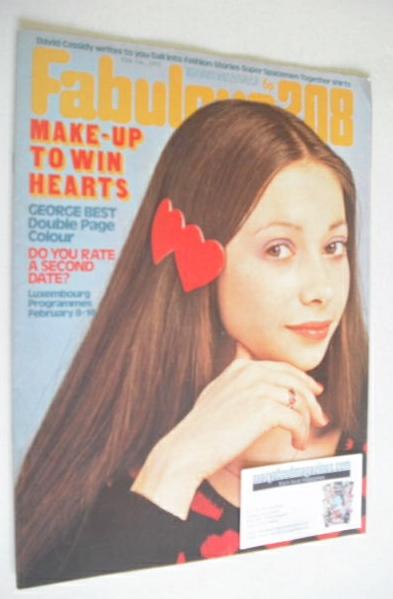 <!--1972-02-12-->Fabulous 208 magazine (12 February 1972)