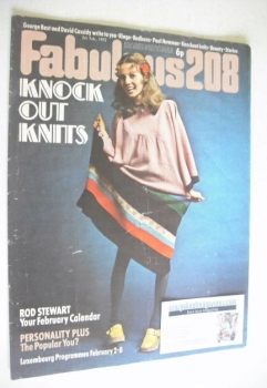 Fabulous 208 magazine (5 February 1972)