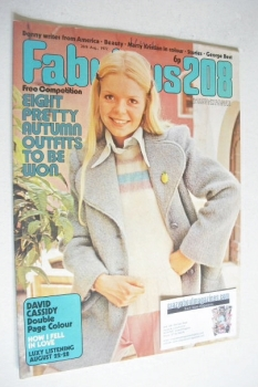 Fabulous 208 magazine (26 August 1972)