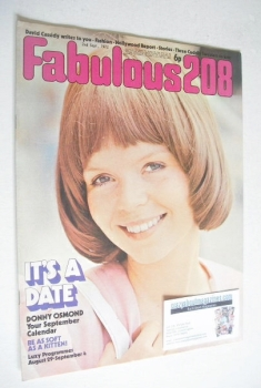 Fabulous 208 magazine (2 September 1972)