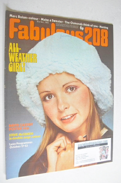 <!--1972-10-21-->Fabulous 208 magazine (21 October 1972)