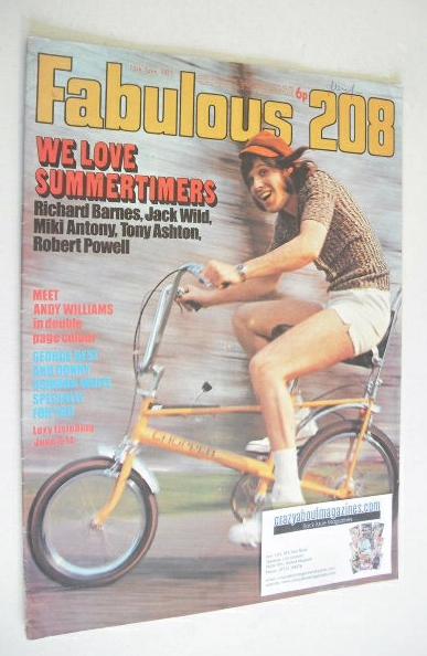 <!--1971-06-12-->Fabulous 208 magazine (12 June 1971)