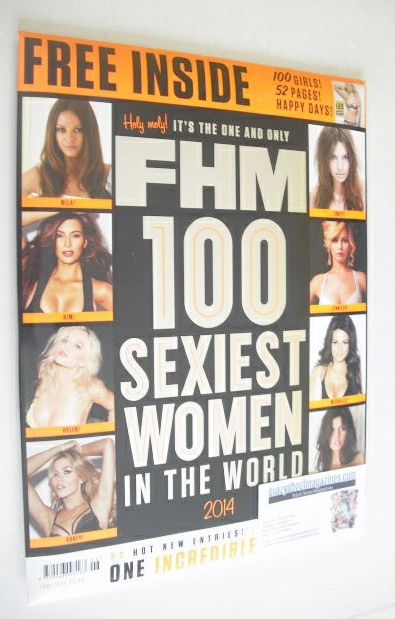 <!--2014-06-->FHM magazine (June 2014)