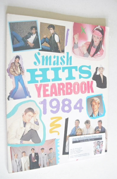 The Smash Hits Yearbook 1984