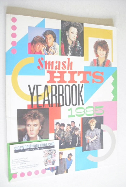 The Smash Hits Yearbook 1985