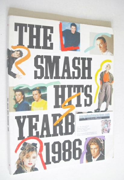 The Smash Hits Yearbook 1986